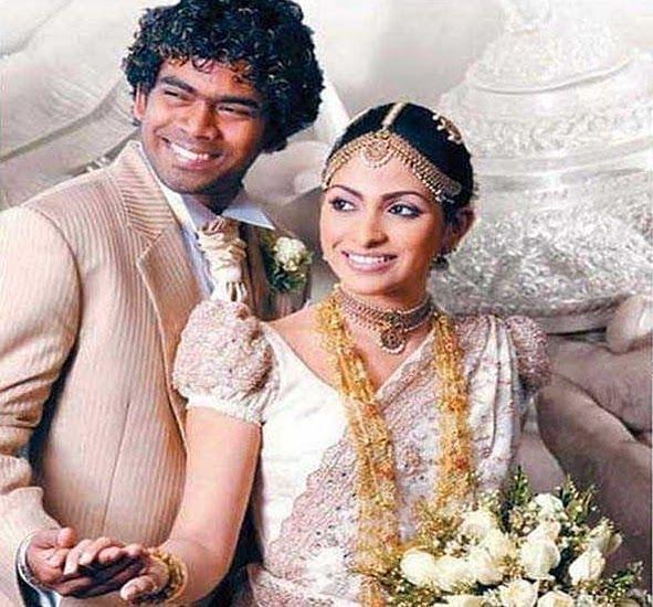 Lasith Malinga's Wedding