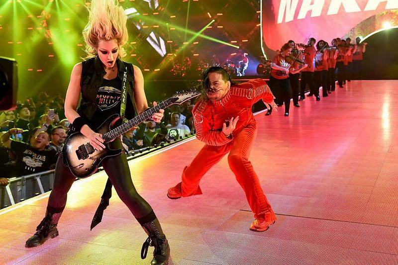 """Nita Strauss is ready to """"Stand & Deliver"""" for WWE NXT."""