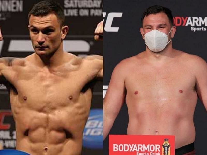 Once a ripped 205lber, Gian Villante didn