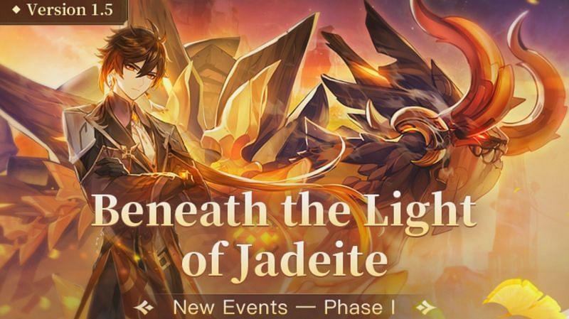 Beneath the Light of Jadeite Part 1 (Image via miHoYo)