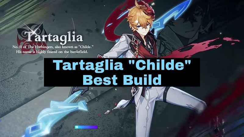 "Tartaglia ""Childe"" is a 5-star Hydro character in Genshin Impact"