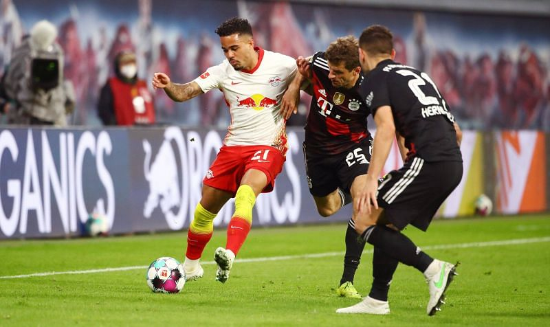 Bayern Munich edged RB Leipzig 1-0 in the Bundesliga