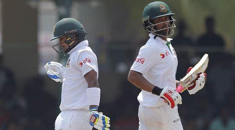 Bangladesh fought to make history against Sri Lanka Source:AP