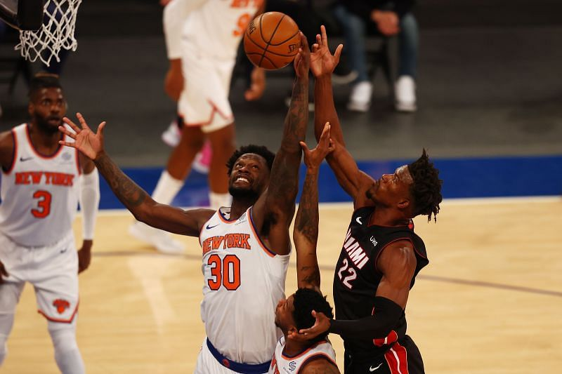 New York Knicks are on a two-game losing streak currently