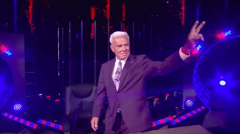 What does Eric Bischoff think about the end of the Wednesday night war between WWE NXT and AEW?