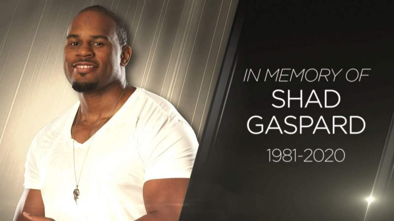 The WWE Universe was disappointed that Shad Gaspard didn