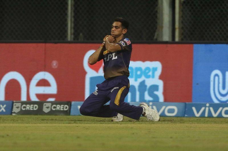 Shivam Mavi is a part of the Kolkata Knight Riders team in IPL 2021. (Image Courtesy: IPLT20.com)
