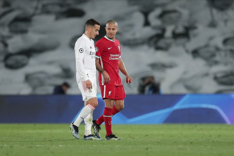 Real Madrid star Lucas Vazquez has lately fallen down the pecking order at the club