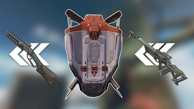 The Peacekeeper finally returns to Apex Legends as ground loot in Season 9 Legacy