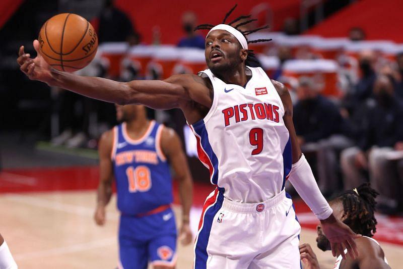 Detroit Pistons main man Jerami Grant
