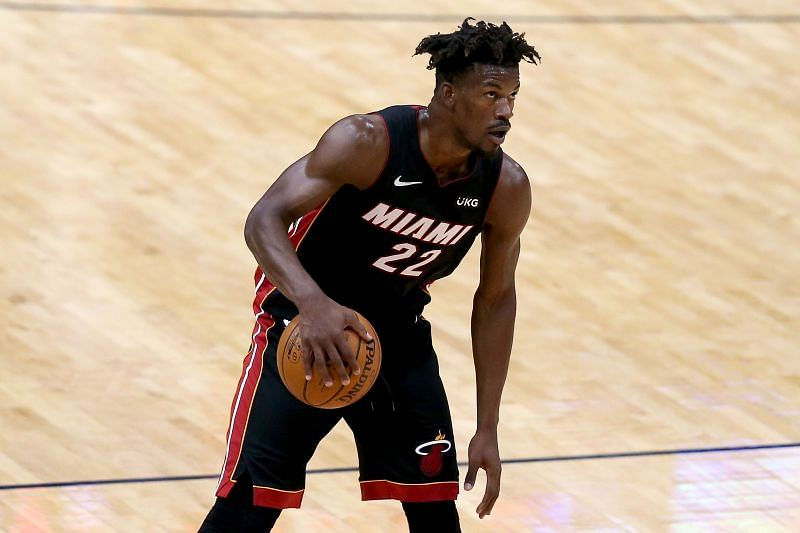 Miami Heat leader Jimmy Butler