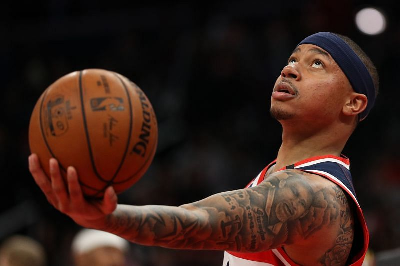 Isaiah Thomas played some efficient basketball with the Wizards before they traded him last year.