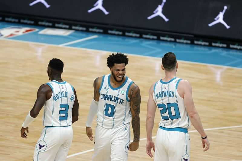 The Charlotte Hornets are one of the many teams competing for a place in the NBA Play-In Tournament 2021.