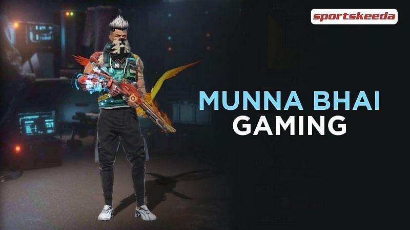 Munna Bhai की Free Fire ID