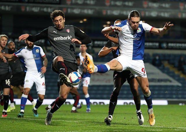 Blackburn take on relegation-threatened Rotherham