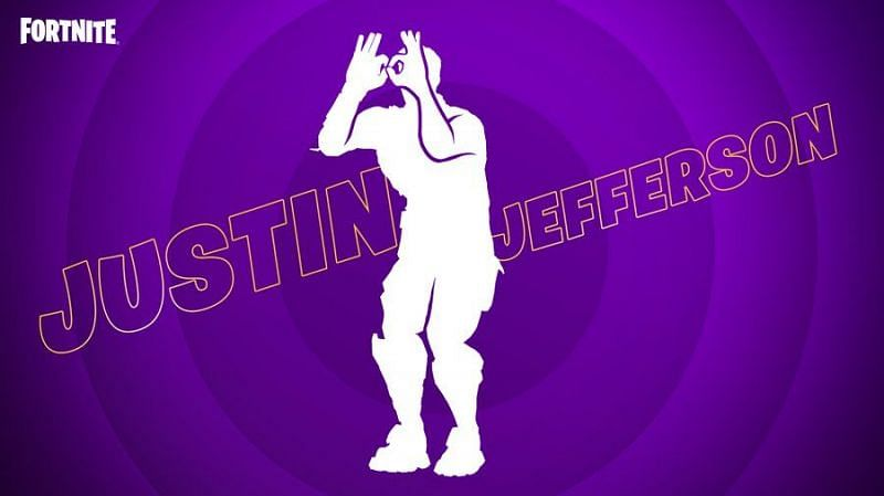 The Griddy emote comes to Fortnite on April 28th, a day ahead of the NFL draft. Image via Twitter (@Fortnite)