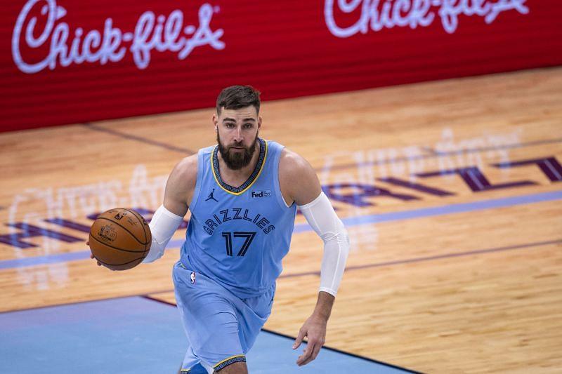 Jonas Valanciunas will miss the Memphis Grizzlies