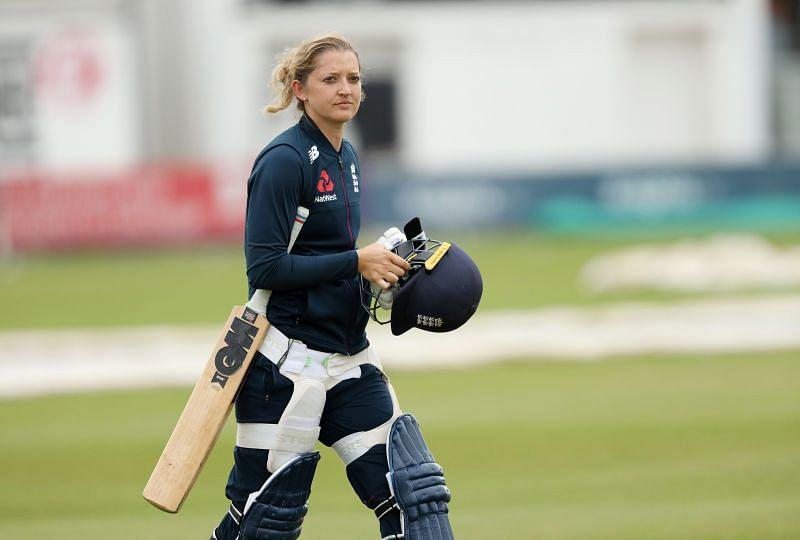 Former England batsman Sarah Taylor has come out of retirement