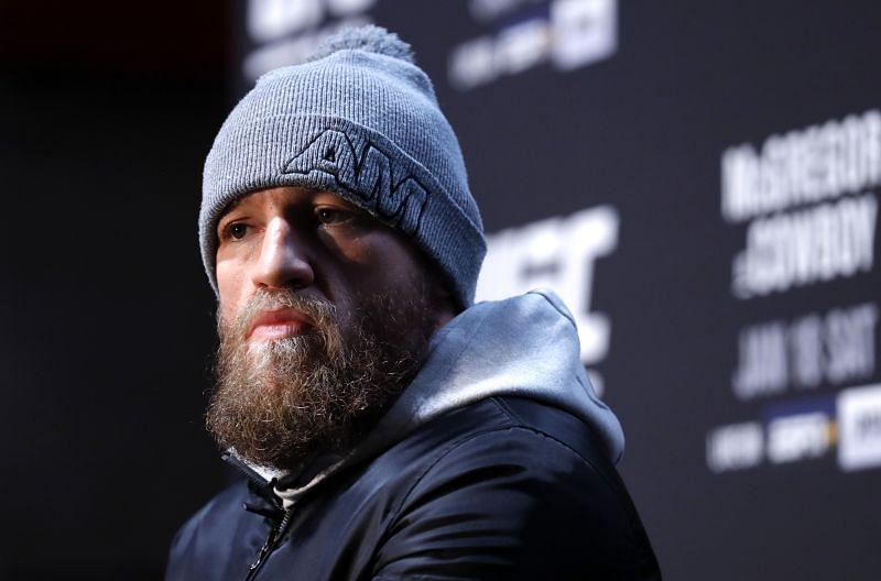 UFC 246 McGregor v Cowboy: Ultimate Media Day
