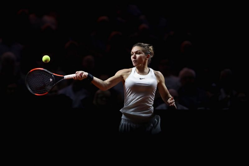 Simona Halep returns to action aftger a two-month break.