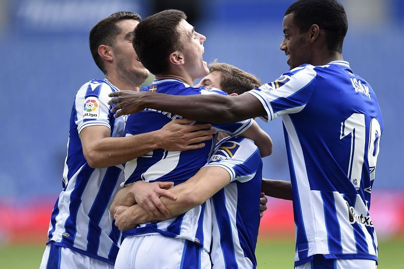 Real Sociedad take on SD Eibar this weekend