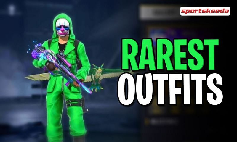 Discussing some of the rarest Free Fire outfits of all time.