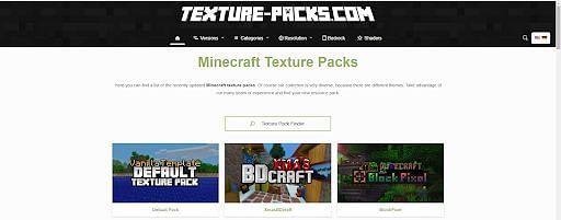 Texture-Packs