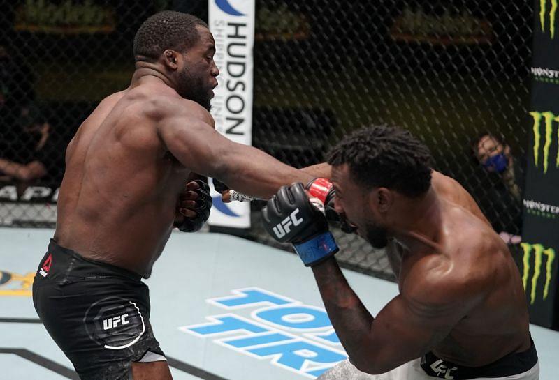 UFC Fight Night: Nchukwi v Pickett