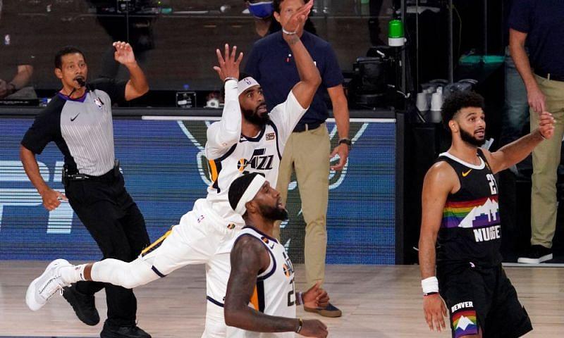 Utah Jazz v Denver Nuggets - Game 7