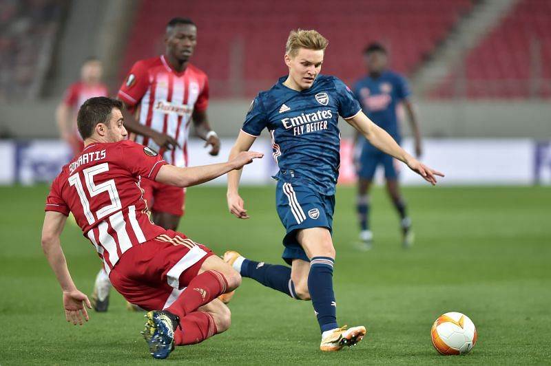 Martin Odegaard has been linked with several European giants in the last few months