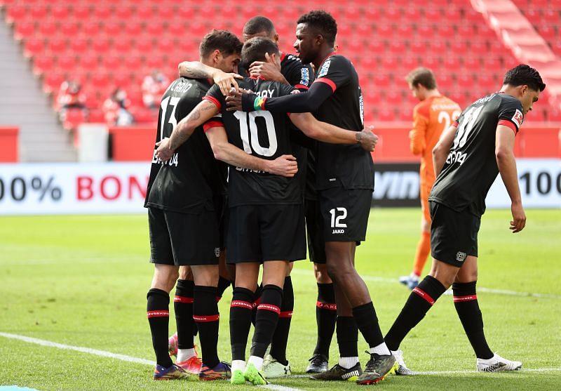Bayer 04 Leverkusen play Hoffenheim on Monday