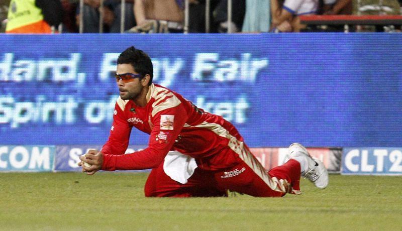 Virat Kohli has been a part of the Royal Challengers Bangalore since 2008