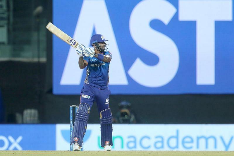 MI batsman Suryakumar Yadav