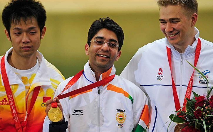 Abhinav Bindra won a historic gold for India at the Beijing Olympics, paving the way for others to follow (Source: Reuters)
