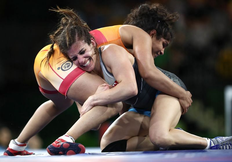 A total 14 spots will be up for grabs at the Asian Wrestling Olympic Qualifiers
