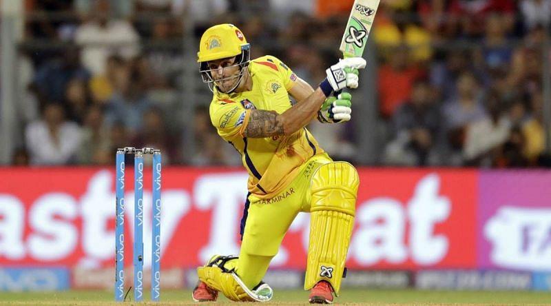 Faf du Plessis - Chennai Super Kings