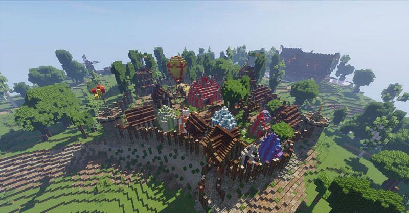 5 best Minecraft Factions servers in 2021