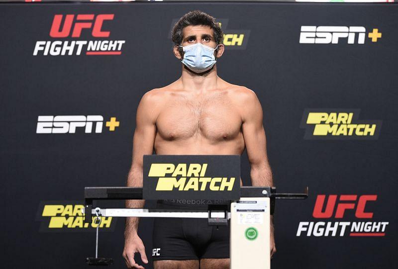 UFC Fight Night Lewis v Oleinik: Weigh-Ins