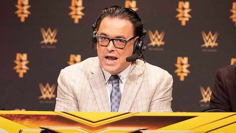 Mauro Ranallo hopes to return to pro-wrestling soon.