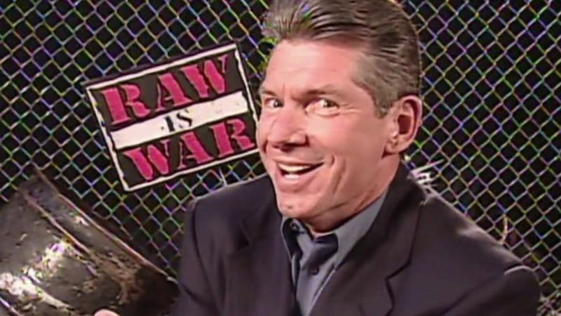 Vince McMahon and WWE bought WCW in 2001