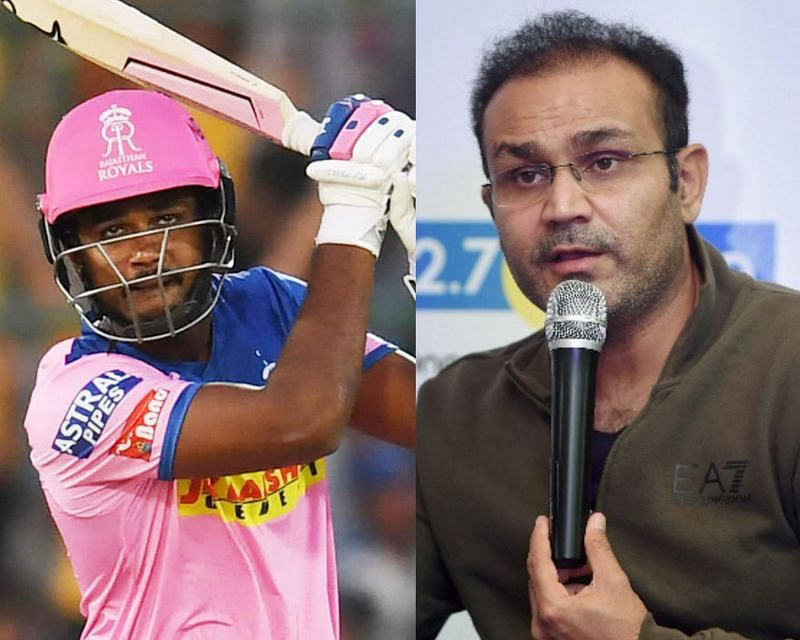 Virender Sehwag feels the RR outfit is unhappy with Sanju Samson as their IPL skiper