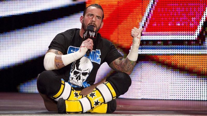 CM Punk doesn
