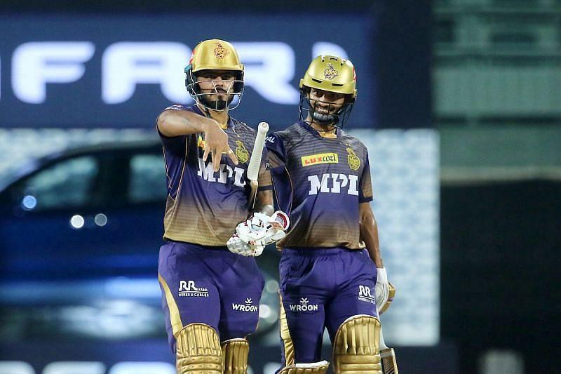 Nitish Rana is leading the runs chart for KKR in IPL 2021