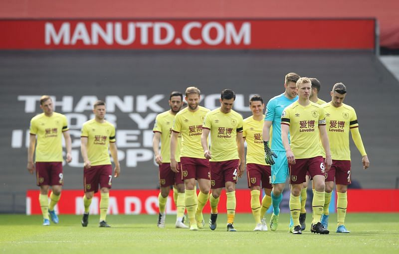 Burnley need to invest in their squad in the summer