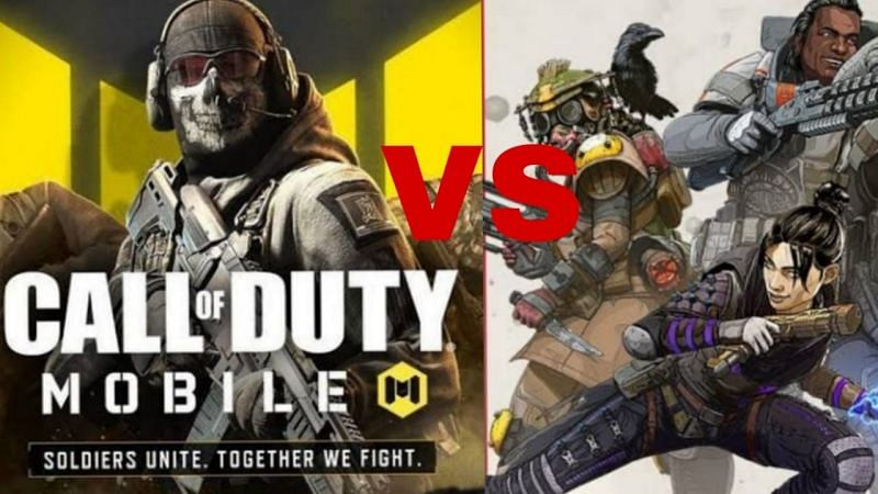 Gameplay comparison of both games