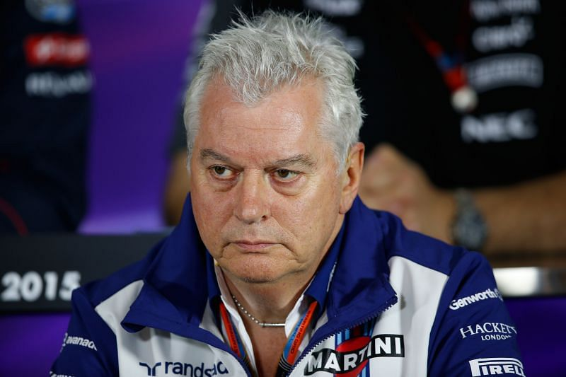 Pat Symonds is quite vocal regarding fuel in Formula 1. Photo: Charles Coates/Getty Images.