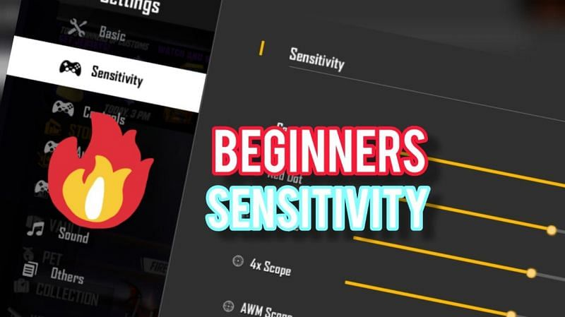 The best sensitivity settings for beginners after the OB27 update