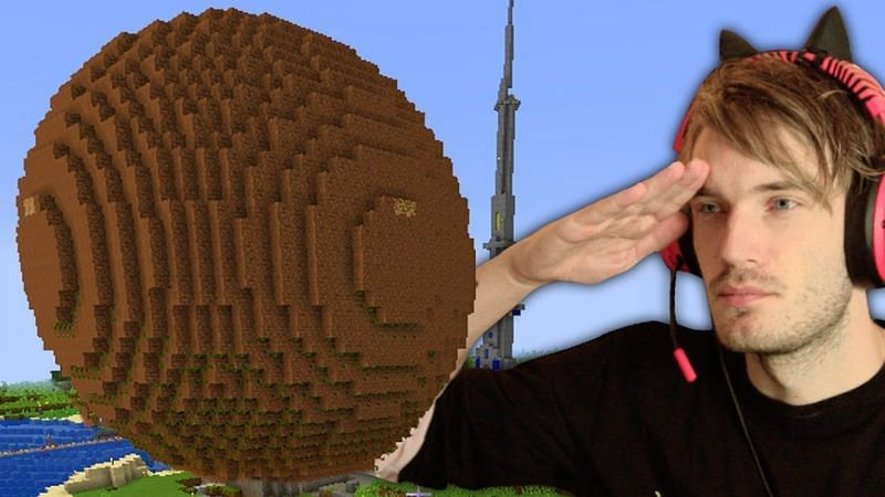 (Image via PewDiePie on YouTube)