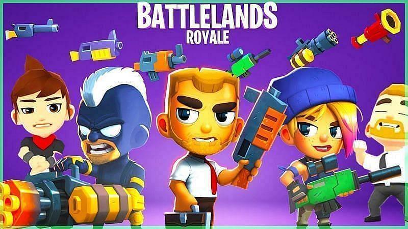 Battlelands Royale (Image via nickatnyte, YouTube)