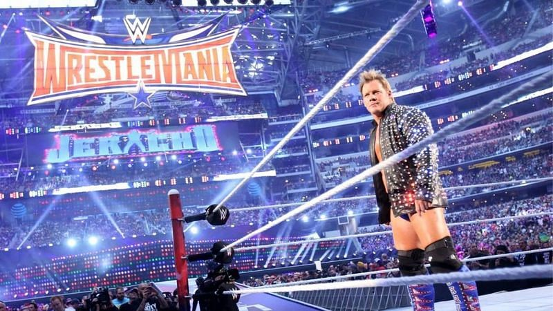 Chris Jericho has competed at numerous WrestleMania pay-per-views during his career